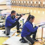 St. Pauls rifle team shines in competition