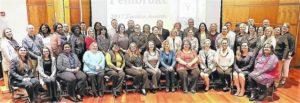 UNC Pembroke staff recognized for service