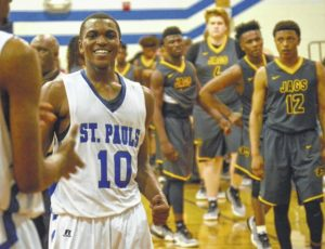 Down go the champs: St. Pauls knocks off Farmville Central