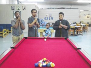 Youth club get $10,000 gift