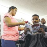 Reading gets a free haircut