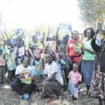 Locals help Kenyans