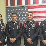 Purnell Swett High School's JROTC Team to compete in Washington