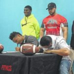 Alexander, Lambert sign to play for Hudson Valley CC