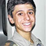 Scout honored for leadership
