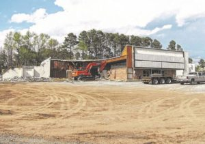 German company picks key intersection for new grocery in Lumberton