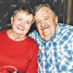 Lewis sand Joyce Bruce celebrate 62 years of marriage
