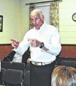 Graves among 21 applicants for superintendent's job