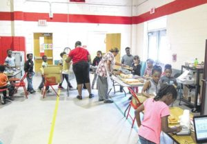 Knuckles parents hot over cold meals