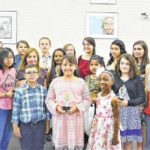 Students recognized for artwork