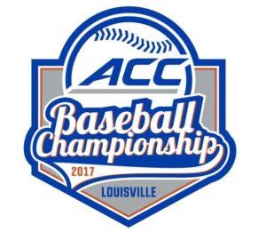 2017 ACC Baseball Tournament Schedule