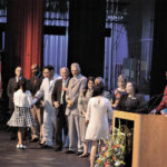 Honor students recognized