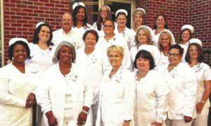 Southeastern Health nurses observe tradition
