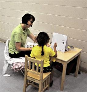 Pre-schoolers screened